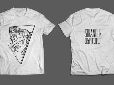 Stranger T-Shirt - WHITE main photo