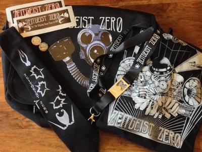 Geistarmy Uber Bundle (Messenger Bag + T-Shirt + Tie + Lanyard) main photo