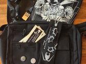 Geistarmy Uber Bundle (Messenger Bag + T-Shirt + Tie + Lanyard) photo