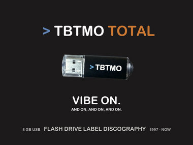 TBTMO TOTAL 8GB USB Flashdrive Discography main photo