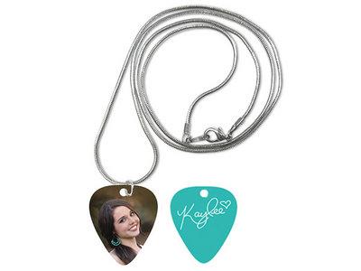 Kaylee Guitar Pick Necklace main photo