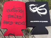 Gravel Switch Koozie (Available in Red only) photo