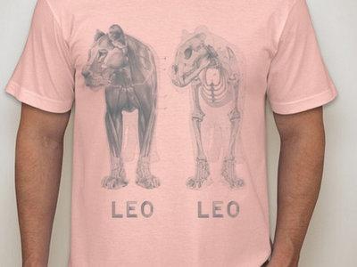 LeoLeo Lion T-Shirt & Free Download of Our Latest Single! main photo