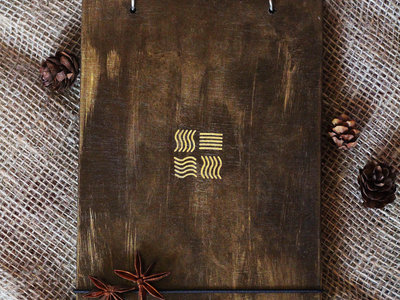 "NoteBook ""Sacra Fern"" main photo"