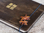 "NoteBook ""Sacra Fern"" photo"