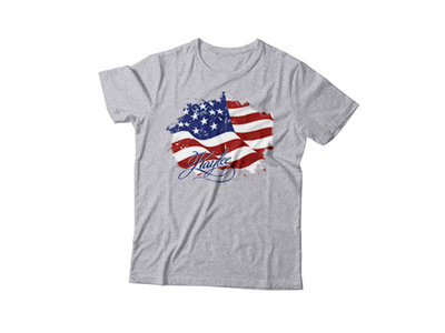 American Flag Tee main photo