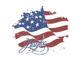 American Flag Tee photo