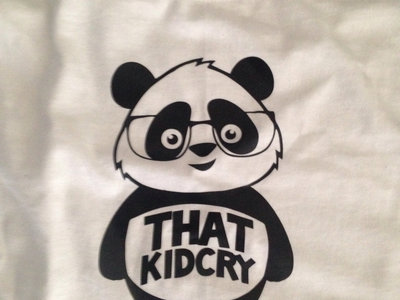 ThatKidCry Panda Bear Tee! main photo