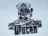 """Shirt """"Elephant Lady"""" Small Print Ladies photo"""