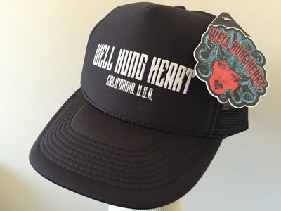 WHH Trucker Hat (Limited Edition) (16 Left) main photo