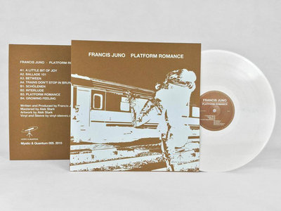 FRANCIS JUNO -Platform Romance LP main photo