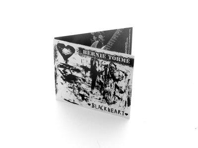 BLACKHEART CD in Gatefold Card Wallet (cat no RTRK202CD) main photo