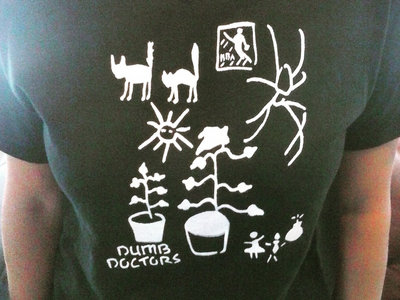 DUMB DOCTORS Glow-In-The-Dark T-Shirt! main photo