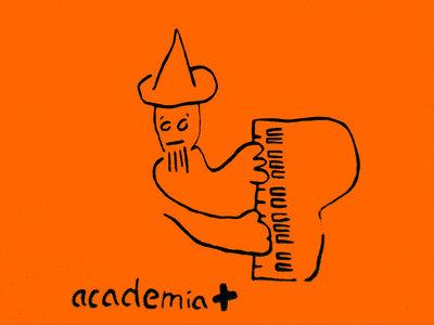 ACADEMIA Tapes T-Shirt! main photo