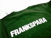 Frankspara GREEN T-shirt photo