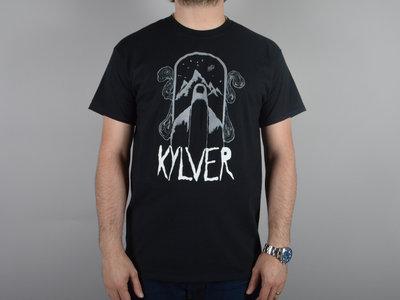 The Mountain Ghost Glow-In-The-Dark T-Shirt - Black main photo