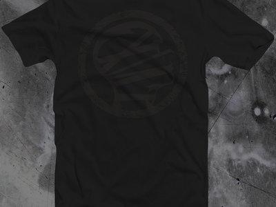 Men's Blacked Out Logo T-Shirt main photo