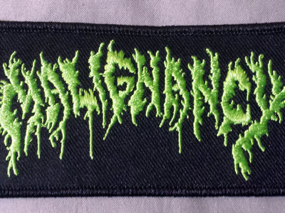 Malignancy Patch (Green) main photo