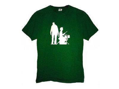 Frankspara GREEN T-shirt main photo