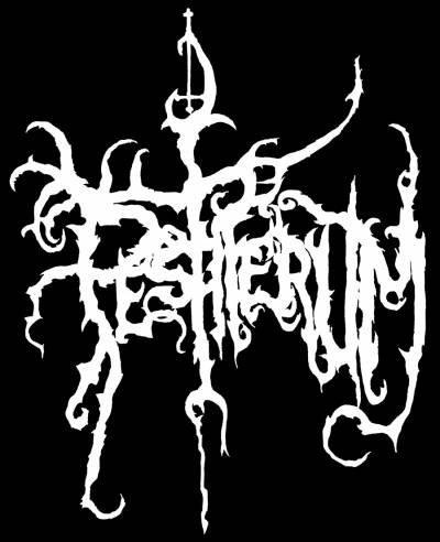 pestiferum - black metal - logo