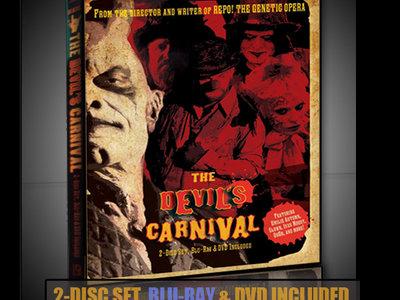 The Devil's Carnival [Blu-ray / DVD Disc Combo] main photo
