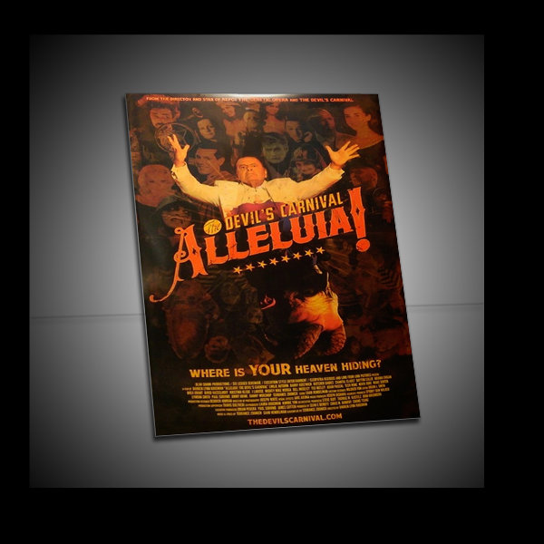 abad0ac195c2 Alleluia! The Devil s Carnival (Limited Edition Movie Poster) 27x39 ...