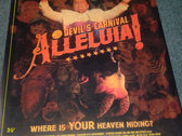 Alleluia! The Devil's Carnival (Limited Edition Movie Poster) 27x39 photo