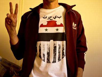 Draugen for Syria T-skjorte main photo