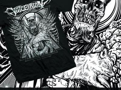 "T-shirt/girlie ""Demon"" main photo"