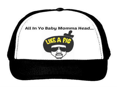 Like A Pic Sun Blocker Snap Back Cap main photo