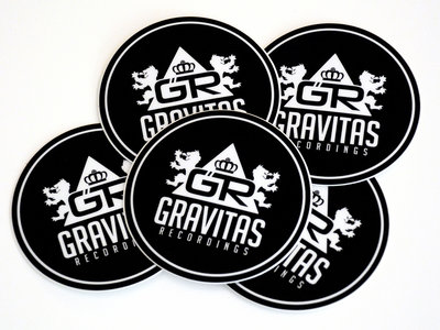 Gravitas Sticker Pack main photo