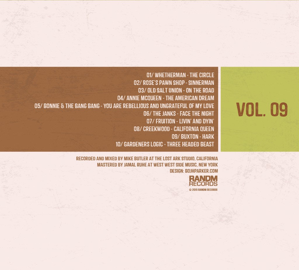 Gardener\'s Logic - Three Headed Beast | Randm Records
