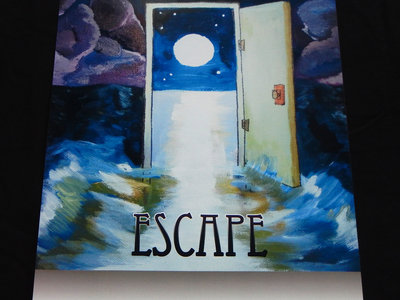 "Poster of ""Escape"" Cover Art main photo"