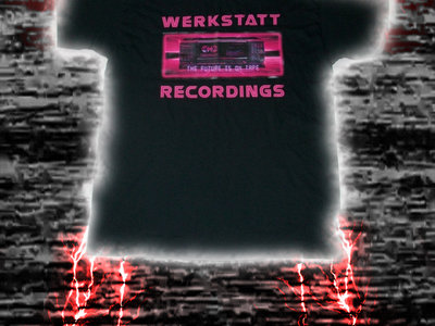 The Future Is On Tape T-shirt main photo