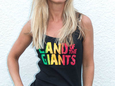Ladies LOTG Logo Vest by Supersaturated main photo
