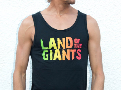 Mens LOTG Logo Vest by Supersaturated main photo