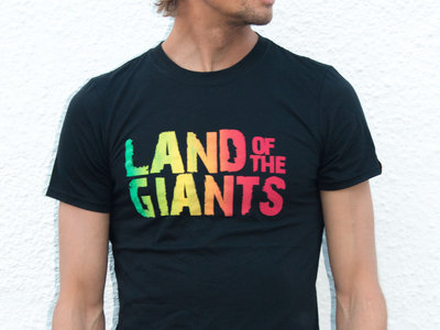 Mens LOTG Logo T-Shirt by Supersaturated main photo