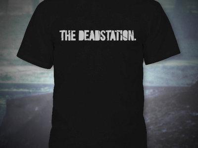 The Deadstation Logo T-shirt (S, M, L, XL) main photo