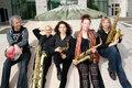 Tiptons Sax Quartet & Drums image