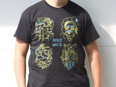 """""""Cruel Fuel"""" vinyl single T-shirt photo"""
