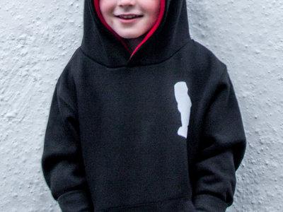 KIDS 'Easter Island' LOTG Logo Hoodie (Black) main photo