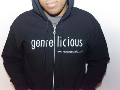 Genrelicious Hoodie main photo
