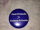 Just Friends Button photo