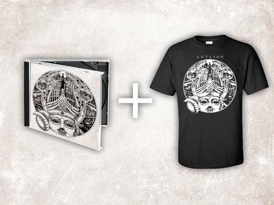 The Prescient CD + T-Shirt Bundle main photo