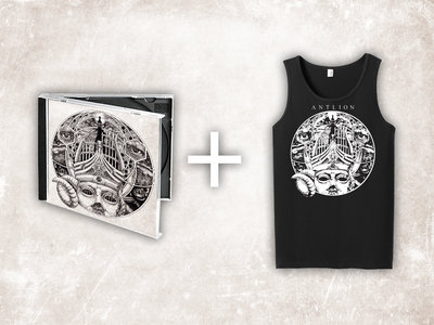 The Prescient CD + Tank Top Bundle main photo