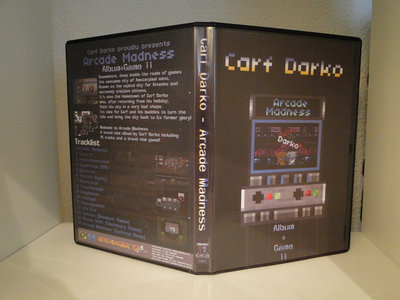 Carf Darko - Arcade Madness DVD Edition main photo