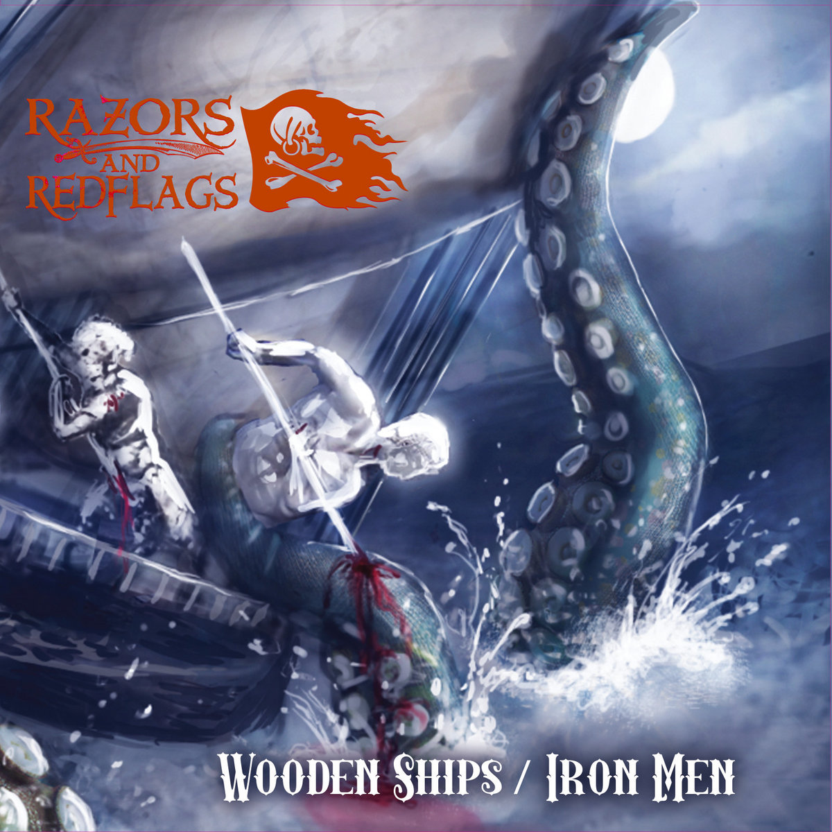 Wooden Ships Iron Men Razors And Red Flags