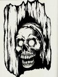 black mask image