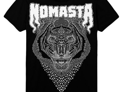 'Tiger' T-Shirt (Black) main photo