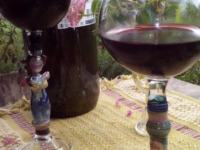 Custom Artisan Hand Made Drinking Glasses main photo
